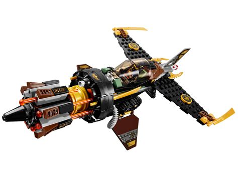 Lego Ninjago 70747 Boulder Blaster Set Cole Original Promo boulder blaster 70747 ninjago brick browse shop lego 174