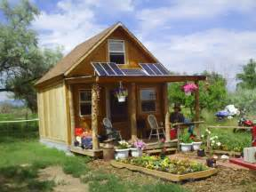 my cabin simple solar homesteading