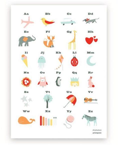 Alphabet Picks 11 great picks for abc artwork in your nursery