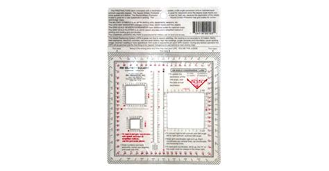 printable square protractor square military protractor navigation delta gear inc
