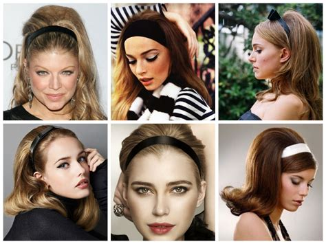Thick Headband Hairstyles by Hairstyles With A Thick Headband Hair World Magazine