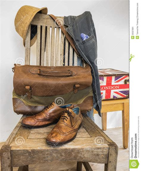 Vintage Accessories by Vintage Clothing And Accessories Stock Image Image