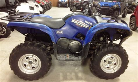 Rasenmä Grizzly Test 796 by Used 2009 Yamaha Grizzly 550 Fi Auto 4x4 Eps Atvs In