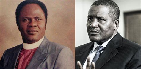 biography of dangote before he was africa s richest man how the late bishop