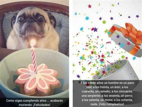 imagenes originales felicitar cumpleaños felicitaciones de cumplea 241 os para whatsapp