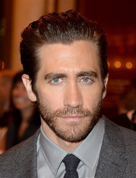 highline hairstyles for men jake gyllenhaal on gay rumors brokeback mountain on