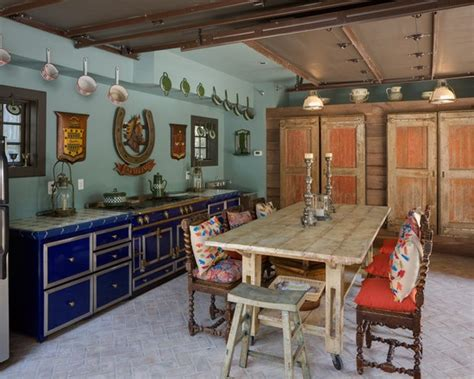 Mexican Style Kitchen Design Eclecticism Kitchen