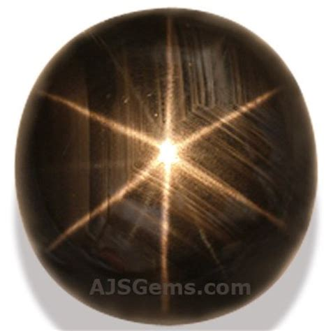 Black Saphire black sapphire gemstone information at ajs gems