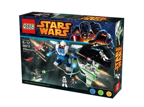 Qs08 Starwars 88096 qs08 blocks small particles of wars story 7