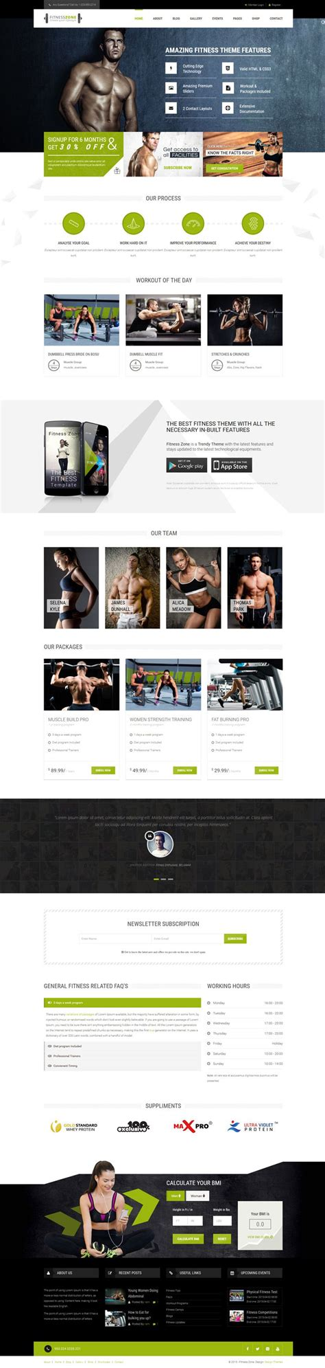 Fitness Sport Responsive Theme V9 0 108 best images about theme on