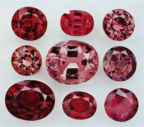 Spinel Burma spinel value price and jewelry information