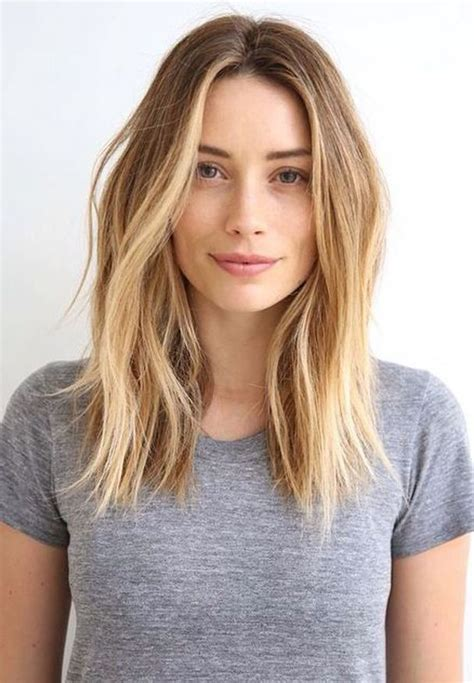 Mid Length Hairstyles For Thin Hair by 25 Popular Medium Hairstyles For Mid Length