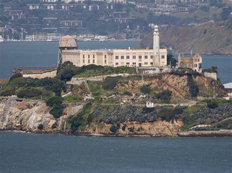 free stock photo in high resolution alcatraz island prison san francisco travel