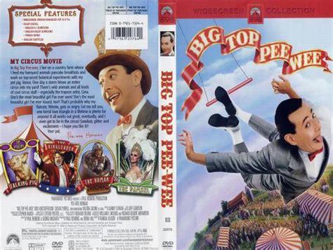 big top pee wee 1988 imdb pee wee nagy kalandja f 243 rum
