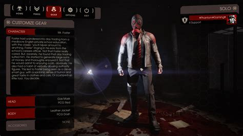 buy killing floor 2 mr foster dosh skin steam dlc pc gamer and download