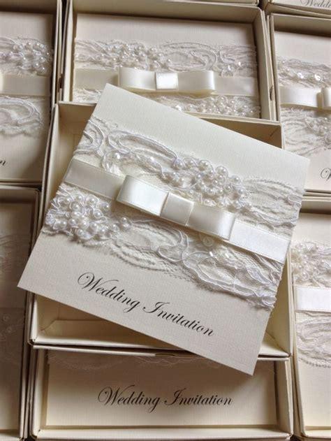 new personalised handmade luxury vintage lace bespoke
