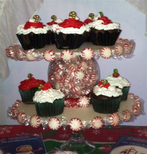 On The Shelf Cupcake by Cupcake Stand And Santa Hat Cupcakes Pole Breakfast On The Shelf Arrival