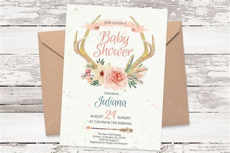 editable templates for baby shower invitations 20 baby shower invitation template psd eps and ai format