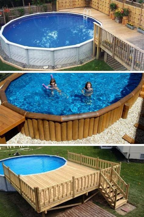 build  deck   pool home design garden