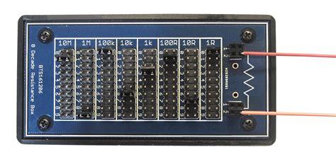 decade resistor bank decade resistor bank 28 images decade resistance box for sale 28 images 8 decade resistor
