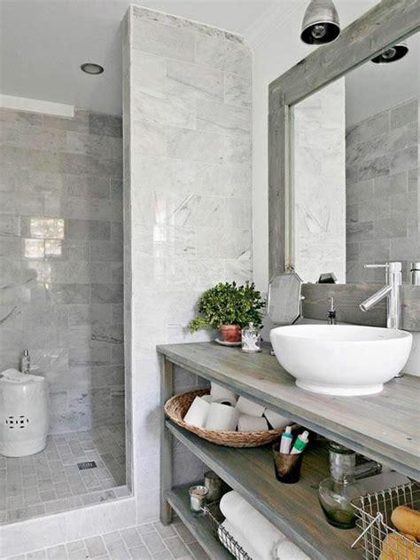 Badezimmer Fliesen Wieder Weiß Bekommen by Ideen F 252 R Kleines Bad Die Das Ambiente Aufpeppen