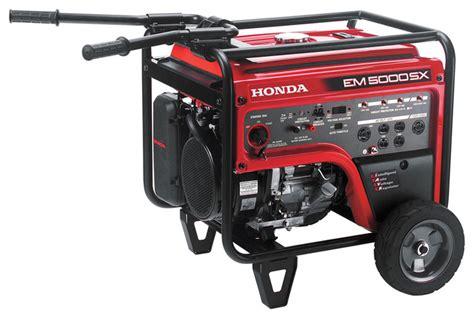 Power Lifier Absolute Design Ad 5000 honda em5000s deluxe 5000 watt portable generator di