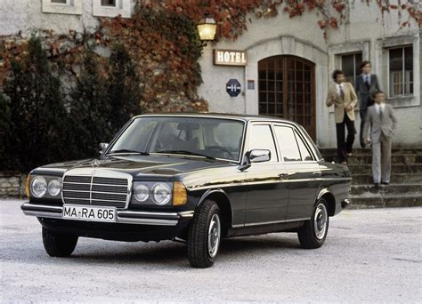 classic mercedes models mercedes benz celebrates 40th anniversary of the legendary