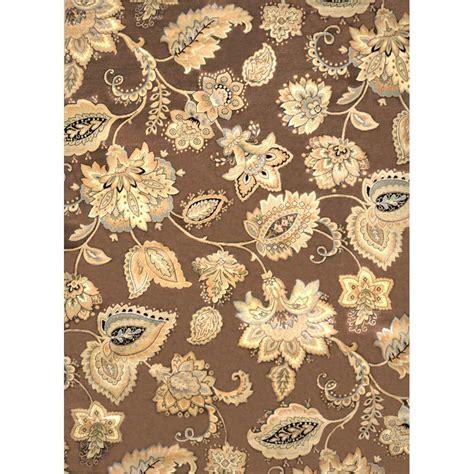 Tiara Brown 514 C home decorators collection tiara brown 7 ft 8 in x 10 ft 2 in indoor area rug 1 1155m 500