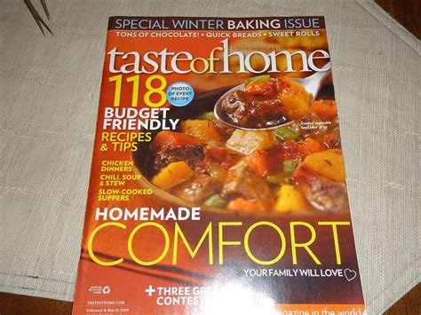 taste of home cookbook my fav cookbooks