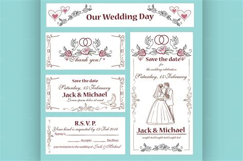 Thank You Cards Template Wedding Back by Wedding Invitation Thank You Card Flyer Templates On