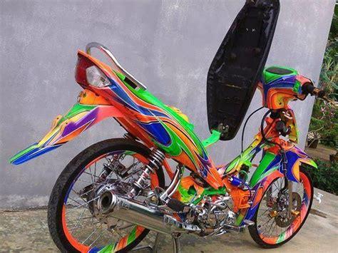 Modifikasi Motor Zr by Gambar Modifikasi Motor Yamaha Zr Terbaru