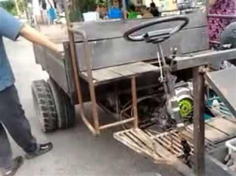 Pompa Air Mini Rakitan ghawe engineering r3 gear box mesin pam air doovi