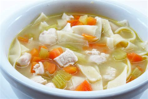 chicken noodle soup pictures images
