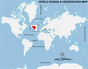 Bosnia World Map by Bosnia Herzegovina Location Map Location Map Of Bosnia