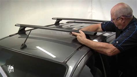 How To Remove Rhino Roof Racks rhino rack how to fit vortex rlt500 roof rack systems
