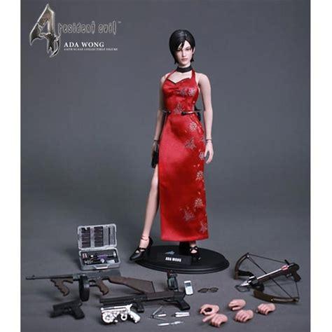 Toys Ada Wong Ceongsam Ver monkey depot boxed figure toys resident evil 4 ada wong 901400