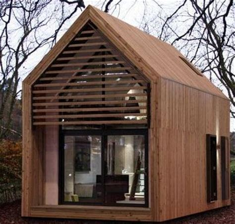 Sheds For Living by Dwelle Tiny House Politics In The Zeros