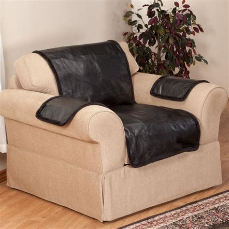 Leather Recliner Covers by Leather Chair Cover Leather Furniture Cover Easy Comforts