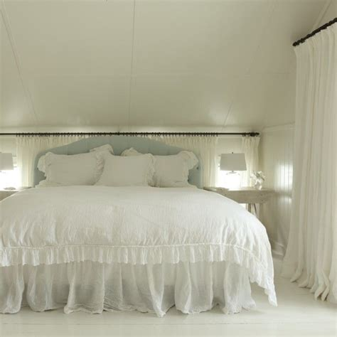 attic bedroom features curtains bed baby