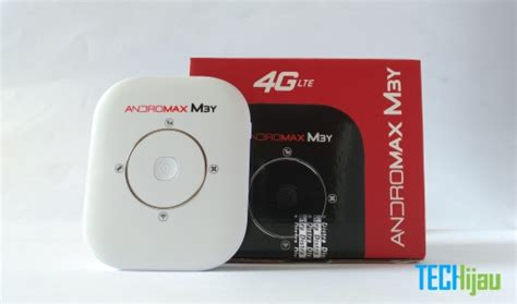 Wifi Portable Andromax review gadget techijau