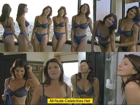 Claudia Wenzel Fully Nude Movie Captures