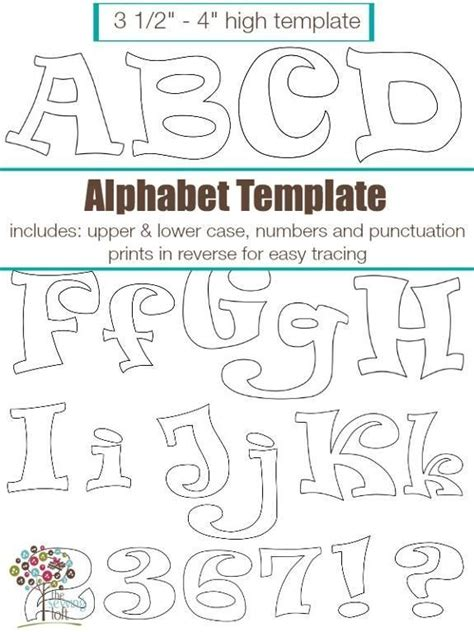 printable letter templates for sewing 46 best images about letter templates on pinterest