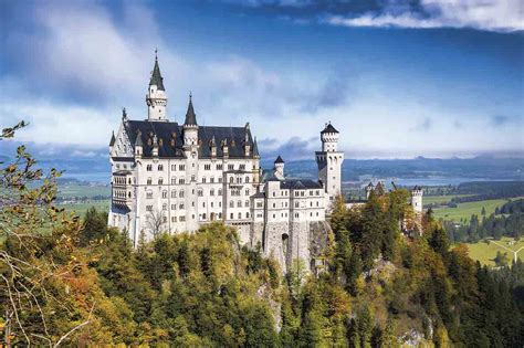 cmo leer castillos el castillo de neuschwanstein