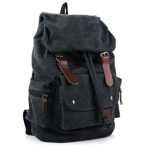 Cliptec Tas Ransel 14 1 Inch Laptop Notebook Backpack B Terlaris tas ransel canvas retro vintage black jakartanotebook