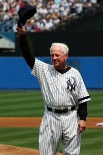 whitey ford in baseball legend whitey ford turns 80 zimbio