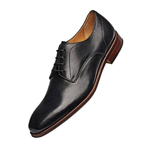 comotek s comfort casual dress classic oxford grain leather shoes with soft removable
