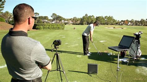 sean foley swing philosophy trackman session justin rose and sean foley eighteen