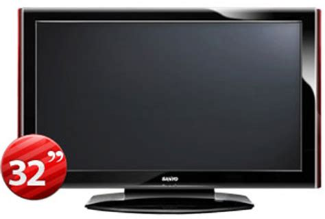 Tv Led 32 Inch Sanyo sanyo 32k40 32 quot multisystem lcd tv pal secam and ntsc with pal ntsc secam tv tuner 32k40r 32