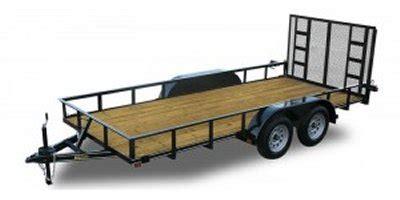 basic  gvwr  ft tandem utility trailers