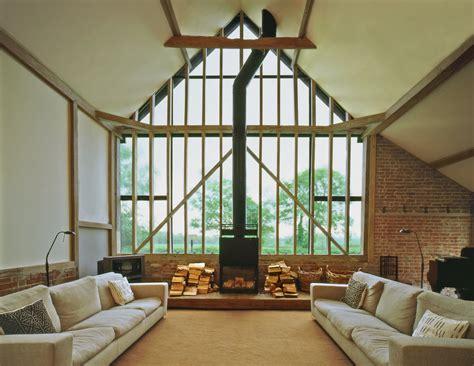 barn interior barn home conversion interiors